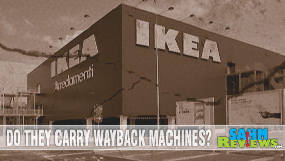 Time Travel with IKEA