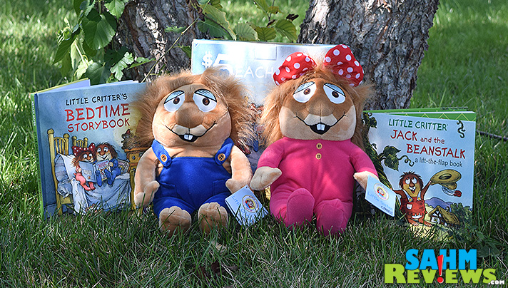 Grab Little Critter books or plush and support a charity. Kohl's Cares - Great toys, great price, supporting great causes! - SahmReviews.com