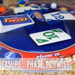"If you're a fan of rummy, or even the popular variation ""Phase 10"", you'll love this board game - Phase 10 Twist. - SahmReviews.com"