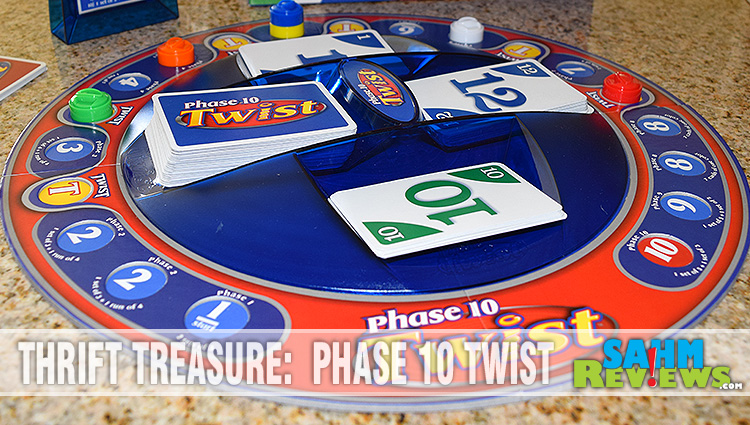 Thrift Treasure:  Phase 10 Twist