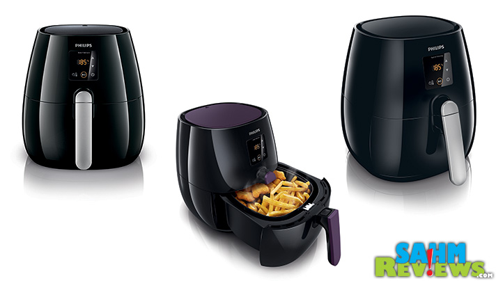 """No Oil, no frying, no mess"" with the Philips Airfryer! Bonus: It's comes out delicious! - SahmReviews.com"