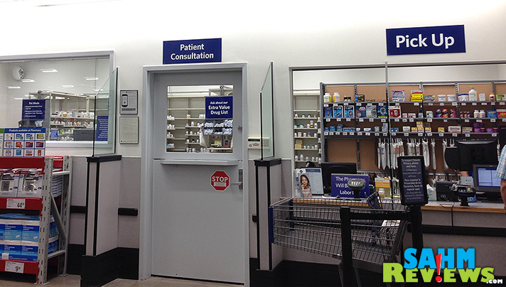 Our Sam's Club pharmacy staff knows us by name. Poster child for customer service. - SahmReviews.com #TrySamsClub #shop