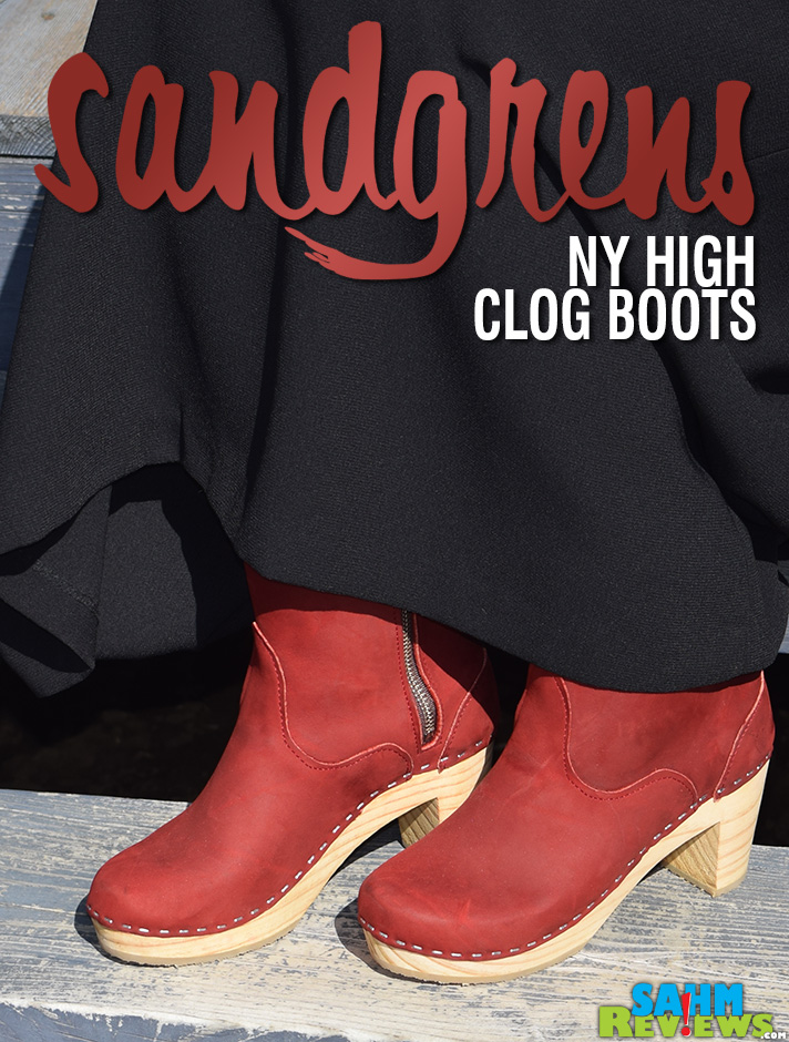 Give your shoe rack an upgrade with New York High boots from @Sandgrens. - SahmReviews.com #spon