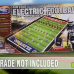 Electric Football is enjoying a resurgence in popularity.  Stick with the originals with Tudor Games. - SahmReviews.com