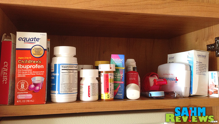 Number 5 on our list of 10 Things to Pack for a Cruise: medicine/first aid products - SahmReviews.com