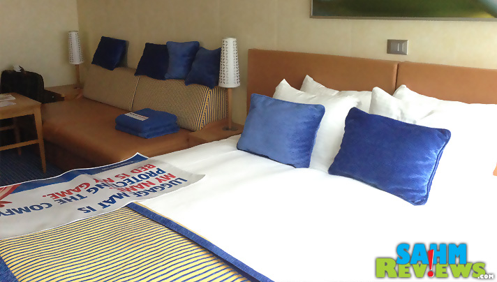 Before booking a cruise, consider the room. - SahmReviews.com
