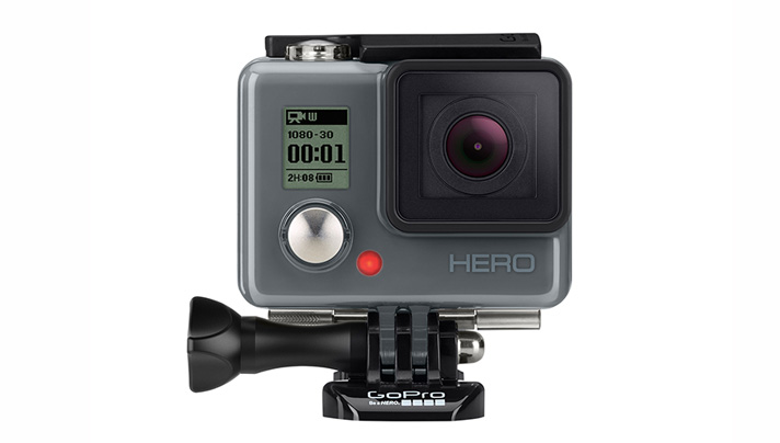 Memories only last so long. Capture the action, the fun and the emotions with a GoPro Hero4. Makes a great gift! - SahmReviews.com #GoProatBestBuy
