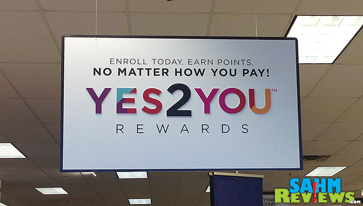Have you signed up for Yes2You, Kohl's new rewards program? Earn points for your shopping and it doesn't cost anything to join! - SahmReviews.com