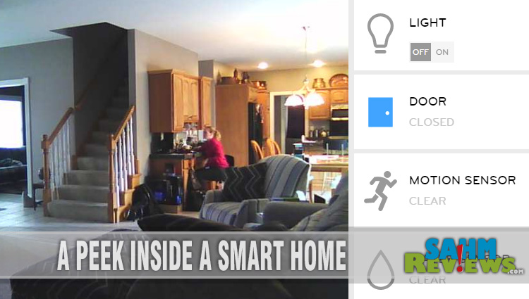 A PEQ (Peek) into Making a Smart Home