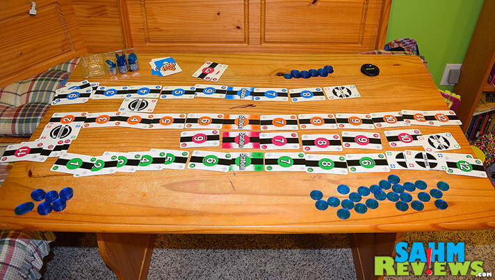 "A Creative Toy Awards ""Seal of Excellence"" winner in 2007, Take the Train by Bicycle will have you running the tracks! - SahmReviews.com"