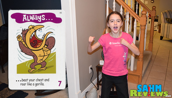 100 Wacky Things Card Game from Patch Products puts the silly and wacky back into games! - SahmReviews.com
