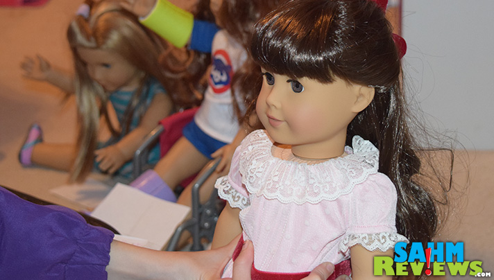 Our 10 year old daughter loves her BeForever American Girl Doll Samantha. - SahmReviews.com
