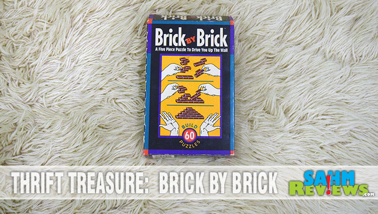 Thrift Treasure: Brick by Brick