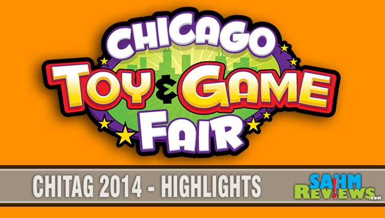 Highlights: ChiTAG 2014 (Query)