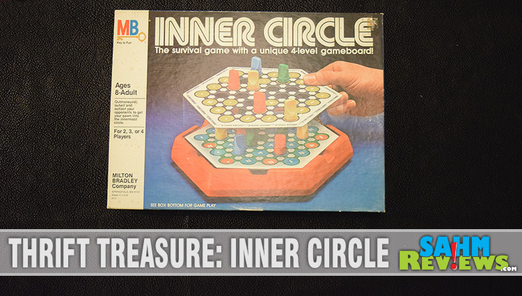Thrift Treasure: Inner Circle