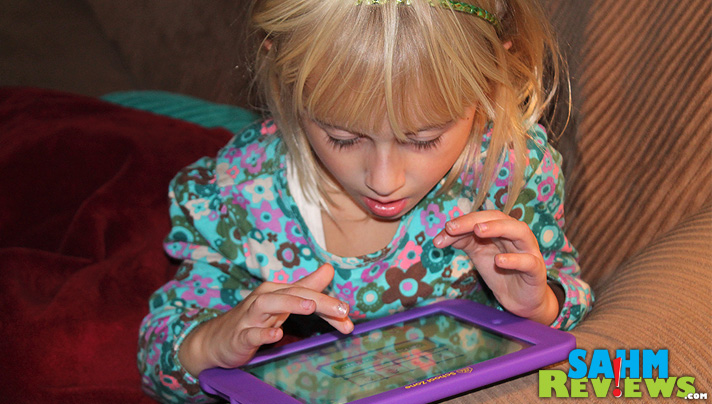 Learning is serious. Seriously FUN with the Little Scholar tablet! - SahmReviews.com