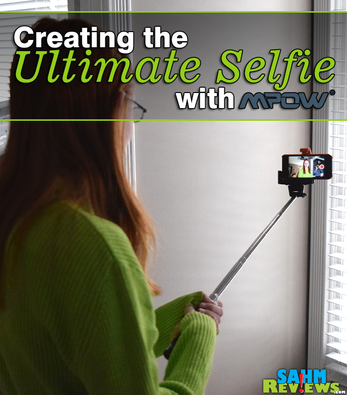 Create the Ultimate Selfie with camera accessories from Mpow. - SahmReviews.com