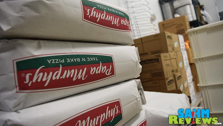 Papa Murphy's makes their dough each day. - SahmReviews.com #PapaMurphysMom