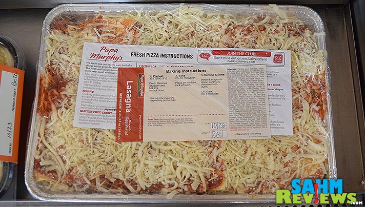 Papa Murphys XL New York Style Take n Bake Pizza for $