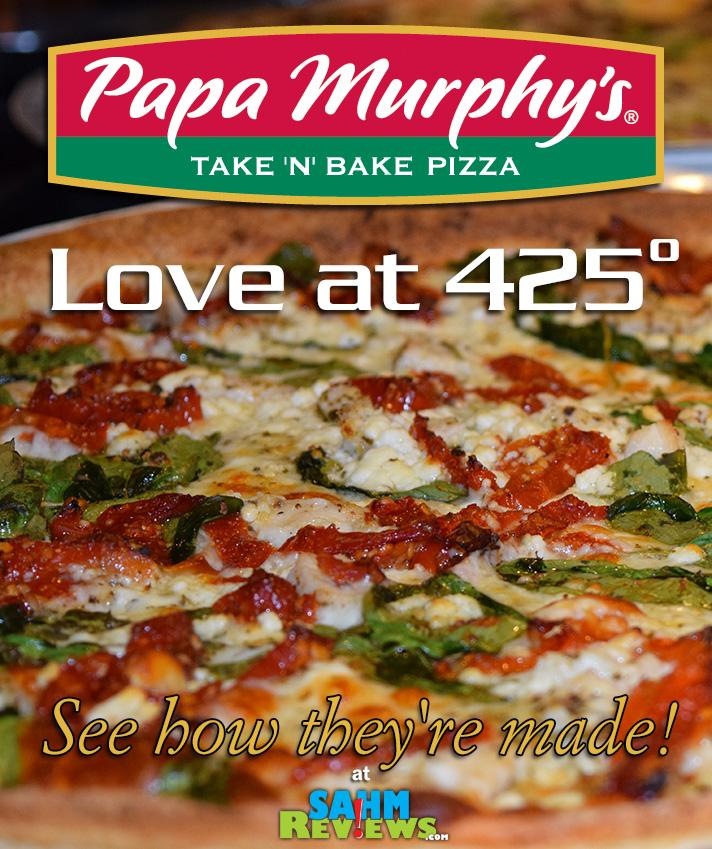 """A """"behind the counter"""" look at Papa Murphy's. - SahmReviews.com #PapaMurphysMom"""