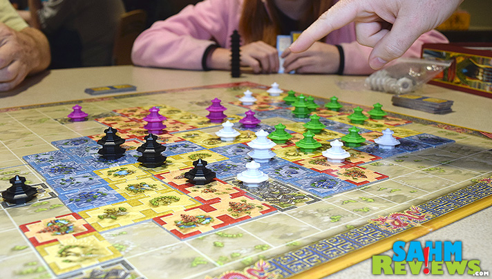 Qin from R&R Games allows you to build your own dynasty without leaving the comfort of your chair! - SahmReviews.com