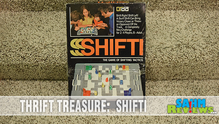 Thrift Treasure: Shifti