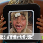 There's a new breed of photo frame in town and it goes by the name of #Cube™. - SahmReviews.com
