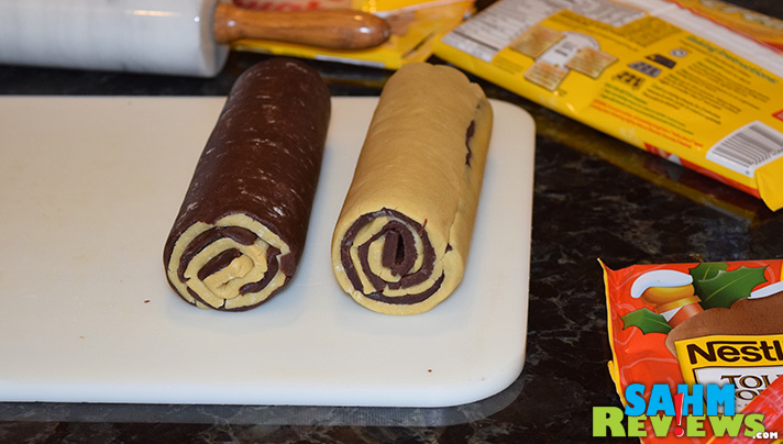 Create fun cookies using Nestle Toll House cookie dough sheets. Even when time is tight! - SahmReviews.com