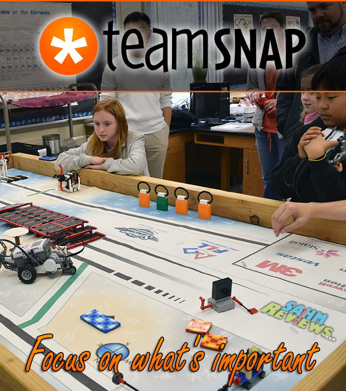 TeamSnap lets you focus on what is important. - SahmReviews.com
