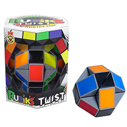 Introduce a new generation to the wonders of the Rubik's Cube from Winning Moves USA! - SahmReviews.com