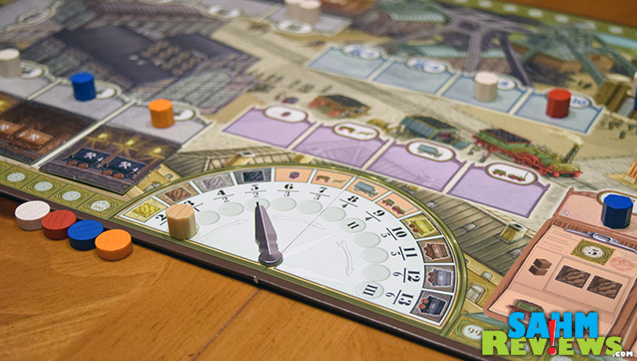 Not only did we find a game we like in Coal Baron from R&R Games, we figured out a way to make the components just a little better! - SahmReviews.com