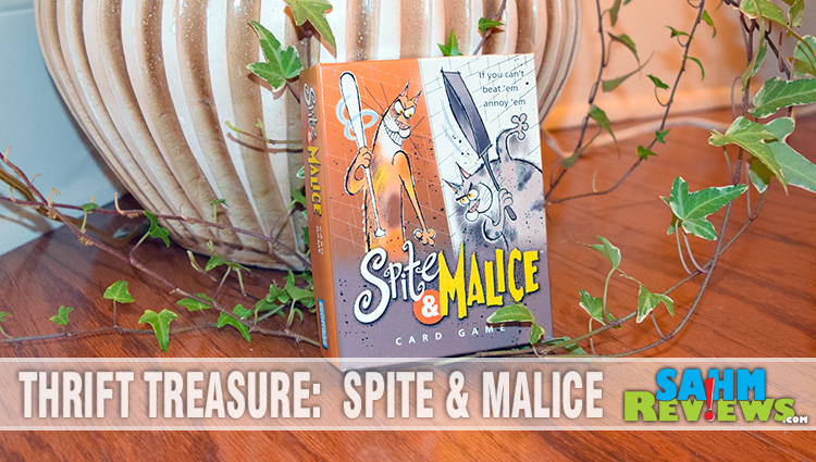 Thrift Treasure: Spite & Malice