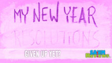 Resolve to Keep Your Resolutions