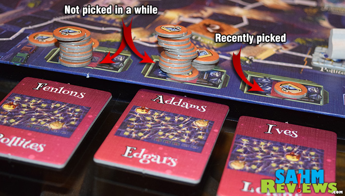 We're always looking for new games that will introduce girls to games of strategy. We've found a perfect one in Hot Tin Roof by Mayfair Games. - SahmReviews.com
