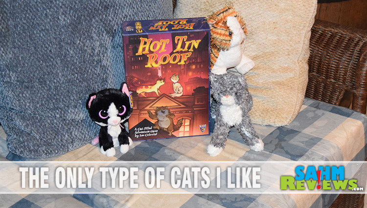Hot Tin Roof Board Game Overview