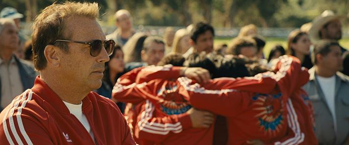 Kevin Costner in yet another fantastic movie: McFarland, USA - SahmReviews.com #McFarlandUSA