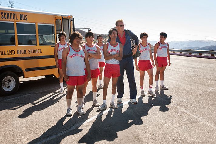 Looking for an inspirational movie with a great cast? Check out McFarland, USA! - SahmReviews.com #McFarlandUSA