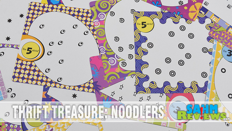 Thrift Treasure: Noodlers