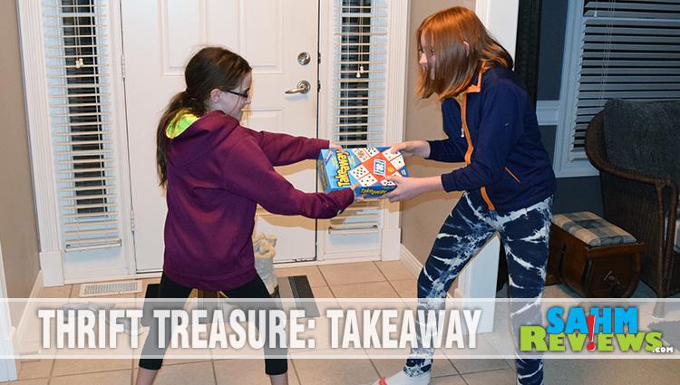 Thrift Treasure: Takeaway