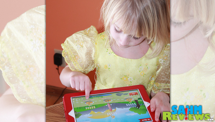 Teaching kids proper behavior can be challenging. Consider reinforcing the teaching using technology. - SahmReviews.com #Teach2Talk #BehaviorsApp