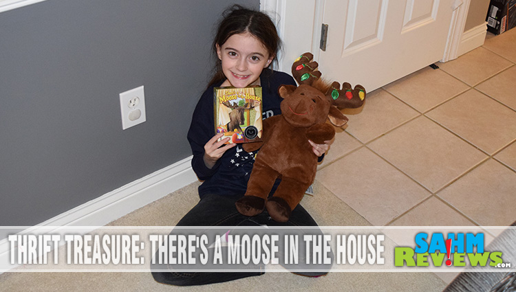 Thrift Treasure: Moose in the House
