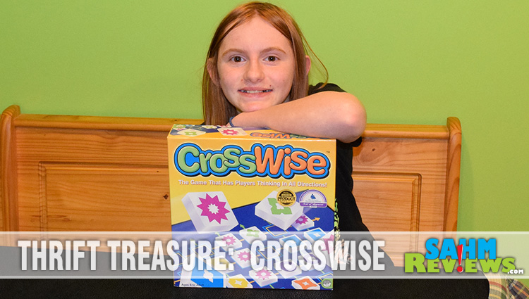 Thrift Treasure: CrossWise