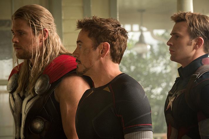 Avengers: Age of Ultron has a star-studded cast! - SahmReviews.com #Avengers #AgeofUltron
