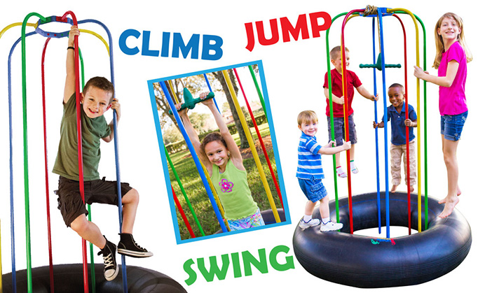 Enter to win a Jungle Jumparoo! - SahmReviews.com