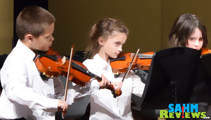 Support the arts. Encourage kids to join a music program. - SahmReviews.com