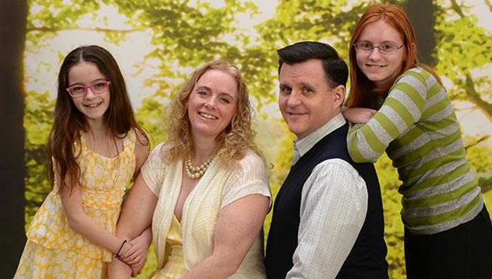 Capturing our family at Portrait Innovations. - SahmReviews.com