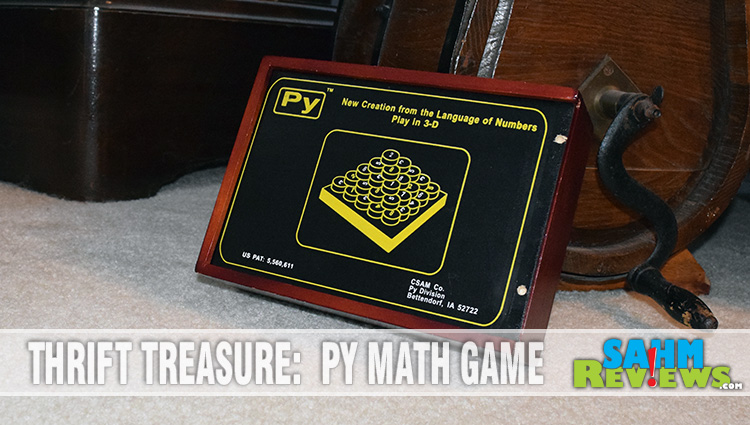 Thrift Treasure: Py Math Game