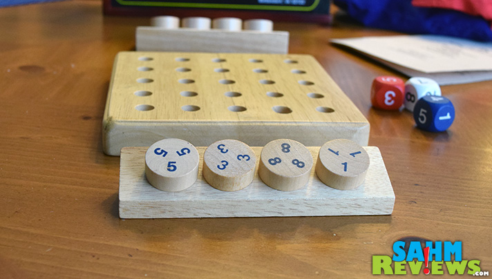 This week's Thrift Treasure is one you have probably never heard of unless you live in Iowa. The Py Math Game is an educational tool that helps all ages! - SahmReviews.com