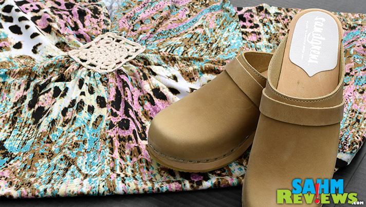 Clogs pair well with jeans, shorts, dresses and slacks. Very versatile! - SahmReviews.com