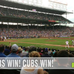 Cubs at Wrigley Field - SahmReviews.com